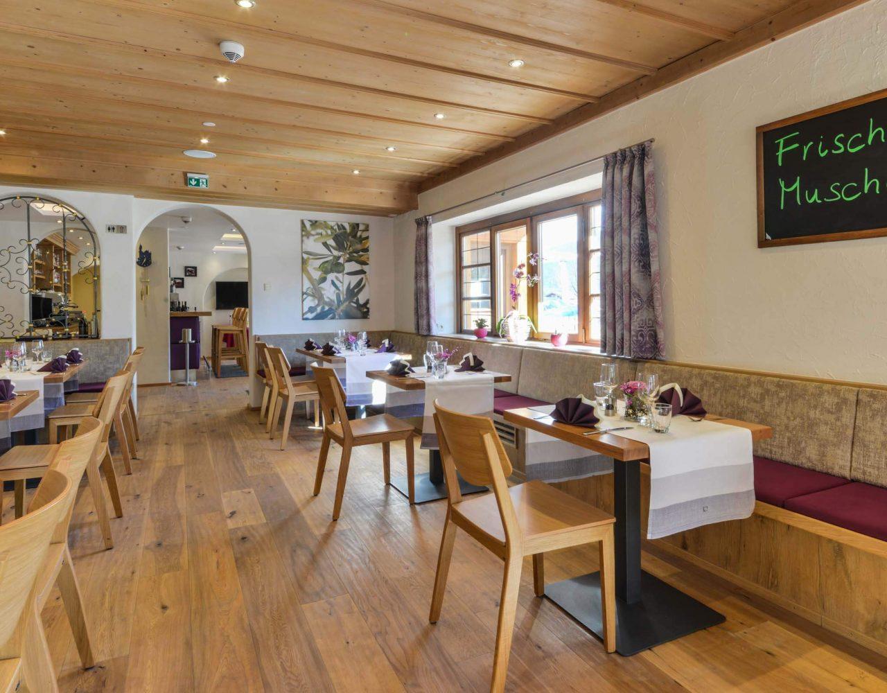 das Schwanstein Restaurant da Pietro
