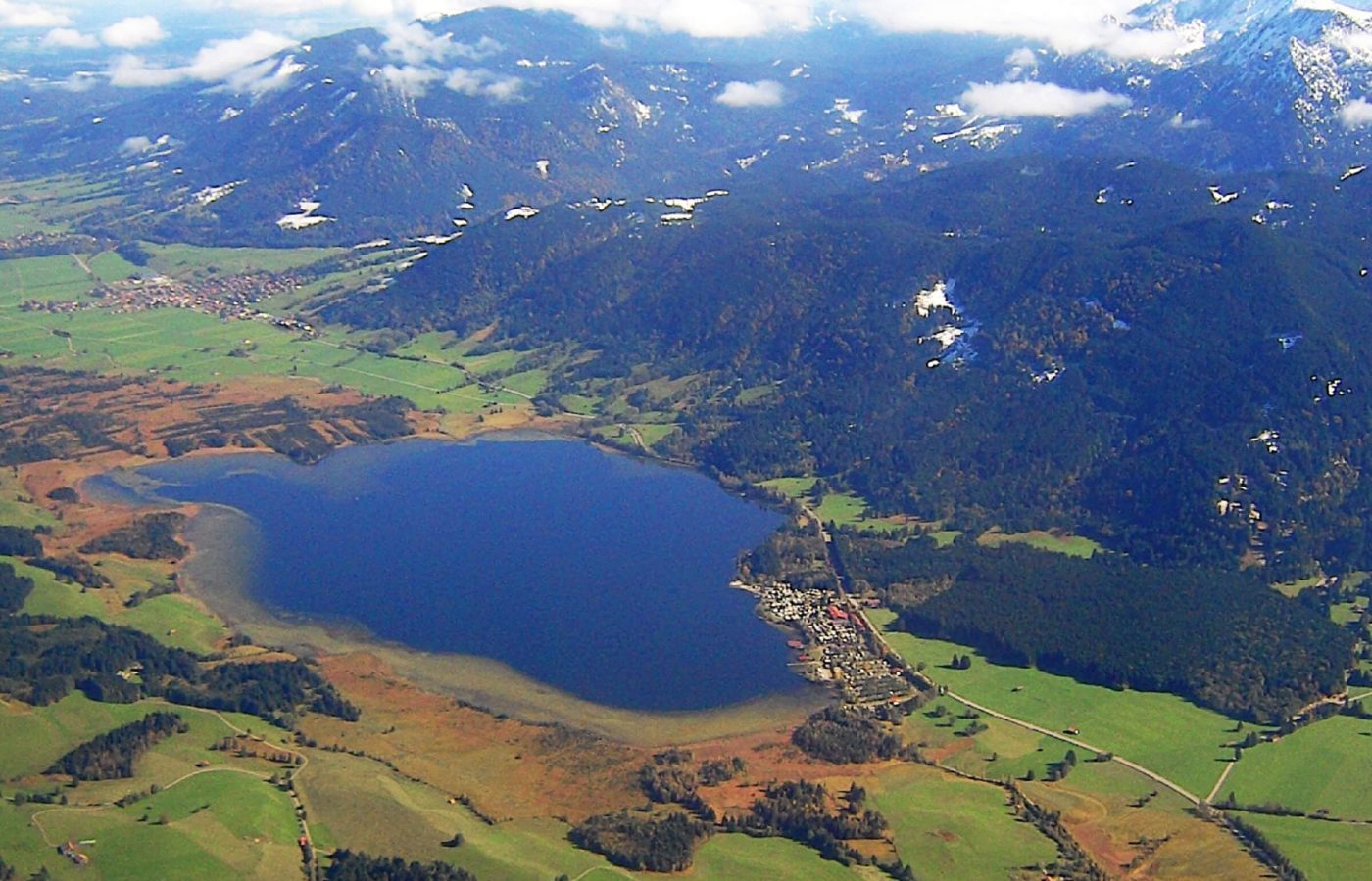 Bannwaldsee_von_Nordwesten
